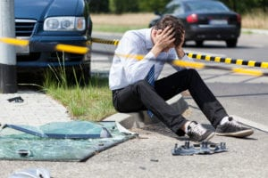 Why You Absolutely Must Stop Your Vehicle After a Car Wreck